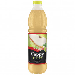 CAPPY PULPY CRUSHED PEAR 1.5L