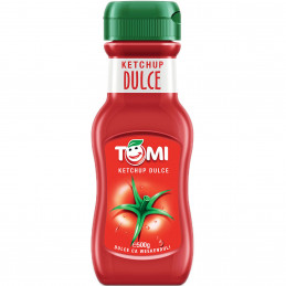 KETCHUP DULCE TOMI 500G