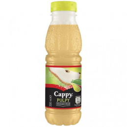 CAPPY PULPY CRUSHED PEAR 330ML