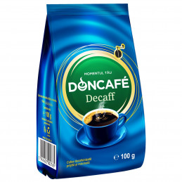 DONCAFE DECAFEEINATED  100GR