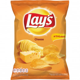 LAYS CHIPS CASCAVAL 155G