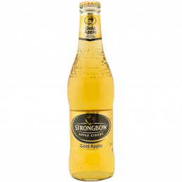 BERE STRONGBOW GOLD APPLE...