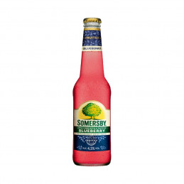 BERE SOMERSBY BLUE BERRY 330ML
