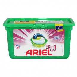 ARIEL 3IN1 PODS LENOR TOUCH...